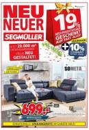 Segmüller Neu, Neuer, Segmüller November 2017 KW45