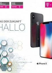 Telekom Partner Shop Sasel SAG DER ZUKUNFT - HALLO November 2017 KW44