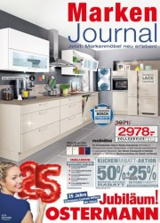 Ostermann Marken Journal November 2017 KW45