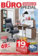 Segmüller Segmüller: Büro Spezial November 2017 KW45 2