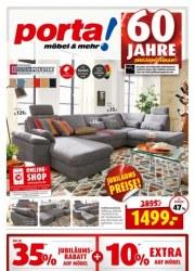 Porta Möbel Jubiläumsverkauf November 2017 KW45 1