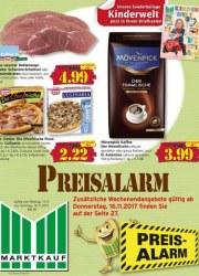 Marktkauf Preisalarm November 2017 KW46