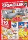 Segmüller Segmüller: Sparen hat einen Namen November 2017 KW45 2