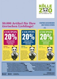 Kölle Zoo Coupons November 2017 KW46