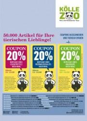 Kölle Zoo Coupons November 2017 KW46 1