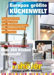 Möbel Inhofer Europas größte Küchenwelt November 2017 KW46 1