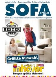 Möbel Inhofer SOFA SPEZIAL November 2017 KW46