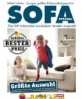 Möbel Inhofer SOFA SPEZIAL November 2017 KW46