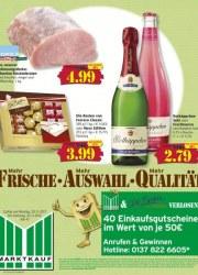 Marktkauf Frische. Auswahl. Qualität November 2017 KW47
