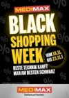 MediMax Black Shopping Week November 2017 KW46 2