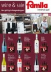 famila Nordost wine & sale November 2017 KW47