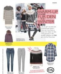 C&A Warm-Up für den Winter November 2017 KW46