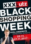 XXXL Möbelhäuser Black Shopping Week November 2017 KW46