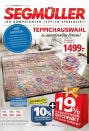 Segmüller Segmüller: Ihr kompetenter Teppich-Spezialist November 2017 KW46 3