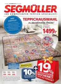 Segmüller Segmüller: Ihr kompetenter Teppich-Spezialist November 2017 KW46 5