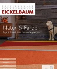 Gerhard Eickelbaum GmbH Natur & Farbe I Teppich mit Kaschmir-Ziegenhaar November 2017 KW47