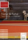 Naturfarbenwerkstatt Natur & Farbe I Teppich mit Kaschmir-Ziegenhaar November 2017 KW47