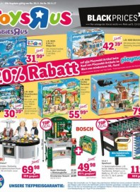 Toys''R''Us Black Prices November 2017 KW47 1