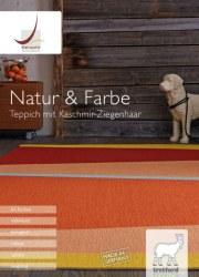 Raumausstattung Robert Kerschl Natur & Farbe I Teppich mit Kaschmir-Ziegenhaar November 2017 KW47