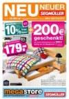Segmüller megastore: Der Mitnahmemarkt von Segmüller November 2017 KW47