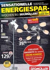 Segmüller LED-Leuchten bei Segmüller November 2017 KW47 2