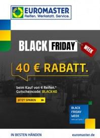 Euromaster Black Friday Week November 2017 KW47
