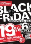 Höffner Black Friday November 2017 KW47