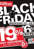 Höffner Black Friday November 2017 KW47 4
