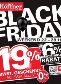 Höffner Black Friday November 2017 KW47 6