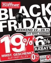 Höffner Black Friday November 2017 KW47 8