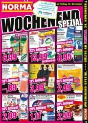 Norma Wochenend-Spezial November 2017 KW47 2
