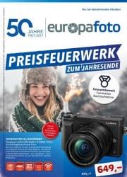 Europafoto Preisfeuerwerk zum Jahresende November 2017 KW47