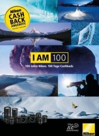 Saturn 100 Jahre Nikon. 100 Tage Cashback November 2017 KW48