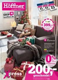 Höffner Wo Wohnen wenig kostet November 2017 KW48 1