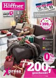 Höffner Wo Wohnen wenig kostet November 2017 KW48 2