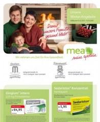 mea - meine apotheke Unsere Winter-Angebote Dezember 2017 KW48 23