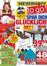 Meyerhoff GmbH Spar Dich Glücklich Dezember 2017 KW48