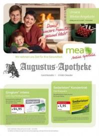 mea - meine apotheke Unsere Winter-Angebote Dezember 2017 KW48 38