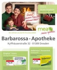 mea - meine apotheke Unsere Winter-Angebote Dezember 2017 KW48 39