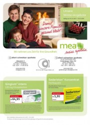 mea - meine apotheke Unsere Winter-Angebote Dezember 2017 KW48 45