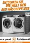 expert Entdecken sie die Welt der AEG Wäschepflege Dezember 2017 KW48 1