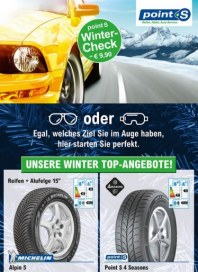 point S Unsere Winter Top-Angebote Dezember 2017 KW48