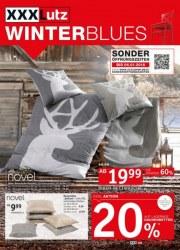 XXXL Möbelhäuser Winterblues Dezember 2017 KW49