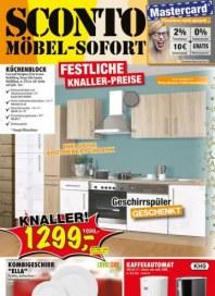 Sconto Festliche Knallerpreise Dezember 2017 KW49