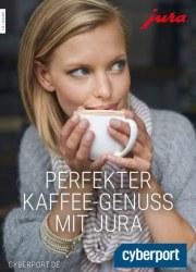 Cyberport Perfekter Kaffee-Genuss mit Jura Dezember 2017 KW48 1