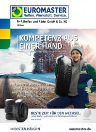 Euromaster Kompetenz aus einer Hand Dezember 2017 KW49