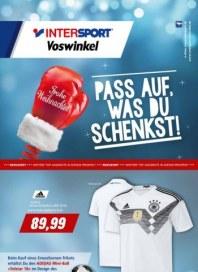 Intersport Pass auf, was du schenkst Dezember 2017 KW49