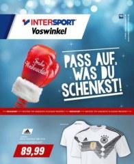 Intersport Pass auf, was du schenkst Dezember 2017 KW49 1