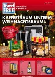 Travel Free Kaffeetraum unterm Weihnachtsbaum Dezember 2017 KW49