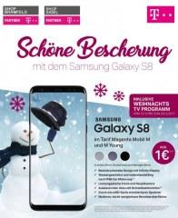 Telekom Partner Shop Sasel Schöne Bescherung Dezember 2017 KW49